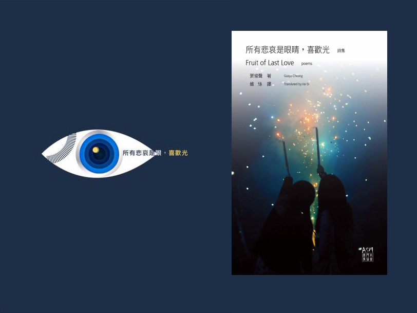 贺绫声诗的哲理呈现 - 读《所有悲哀是眼睛,喜欢光》